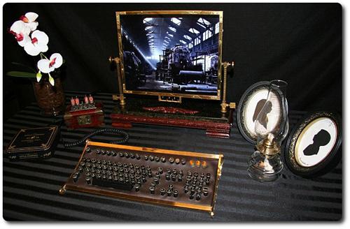 Steampunk Mac Mini