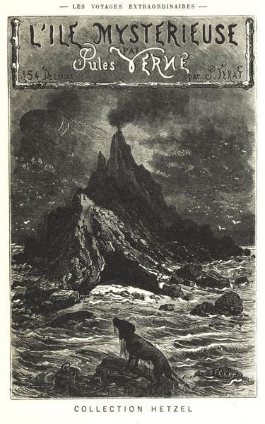 Jules Verne's Myserious Island