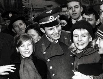 Yuri Gagarin - Not a pedo