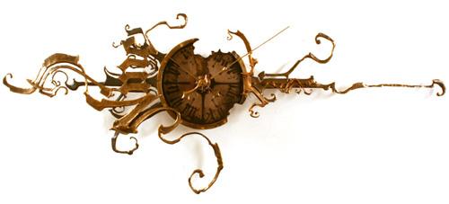 The Clocks of Eric Freitas