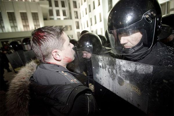 Riot blood
