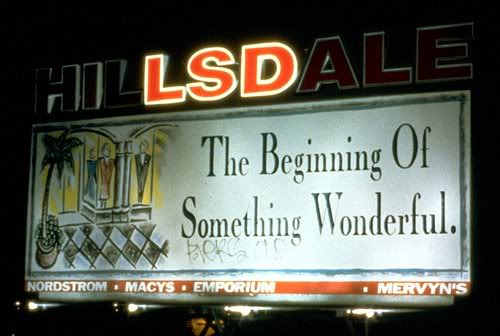 LSD - Start of something wonderful