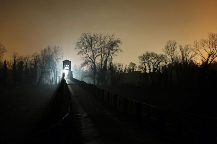 Ghost bridge