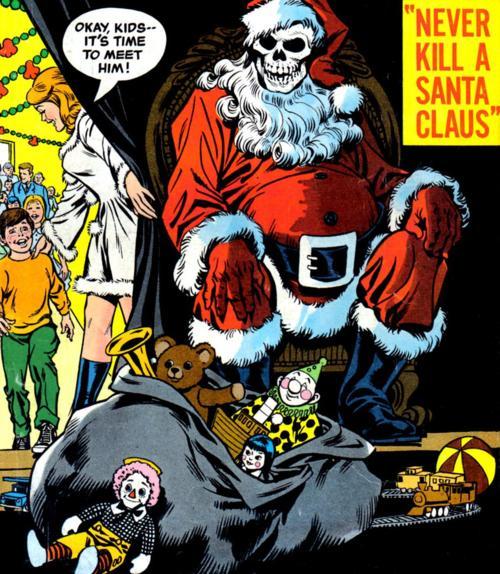 Kill Santa, Kill