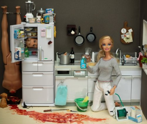 Barbie Murder